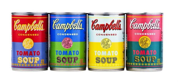Campbell's Harness Warhol Into Equity